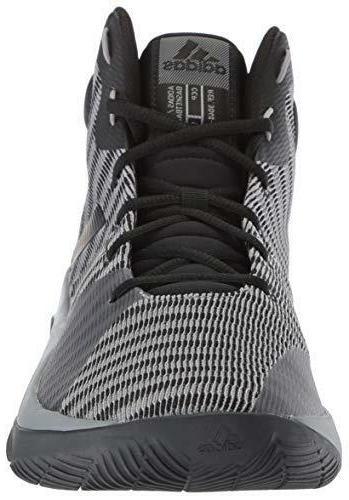 adidas Elevate 2018 Basketball Grey/Black/Grey