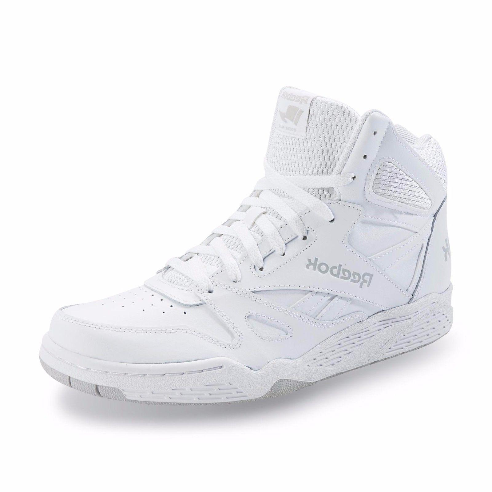 Reebok Men's Royal BB4500 Leather High-Top Basketball Shoe v