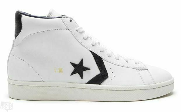 Converse Men's Shoes First String Standards Pro Leather Sneakers