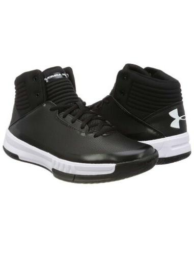 Men UA Lockdown 2 Basketball Shoes