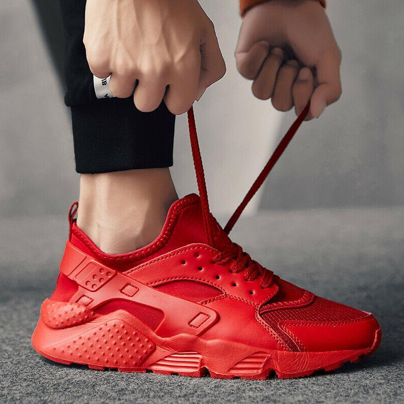 Mens Sneakers Jogging Comfort
