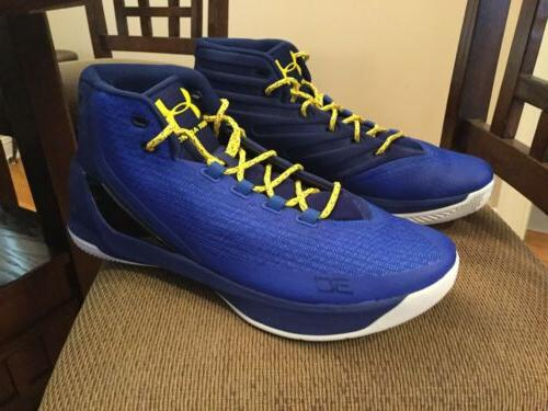 mens brand new without box curry 3