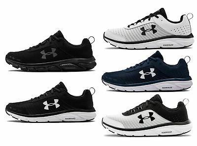 mens charged assert 8 running shoe sneaker