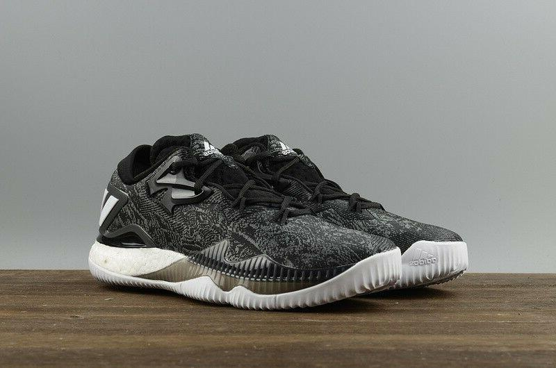 mens crazylight boost low 2016 black basketball