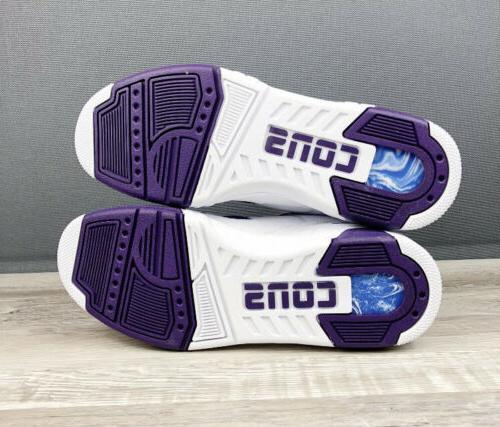 Converse ERX Lakers Basketball Shoes 165910C