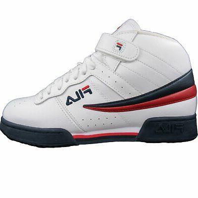 Fila F 13 High Top Shoes