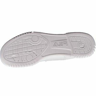 Fila Mens 13 Leather Top Basketball Shoes