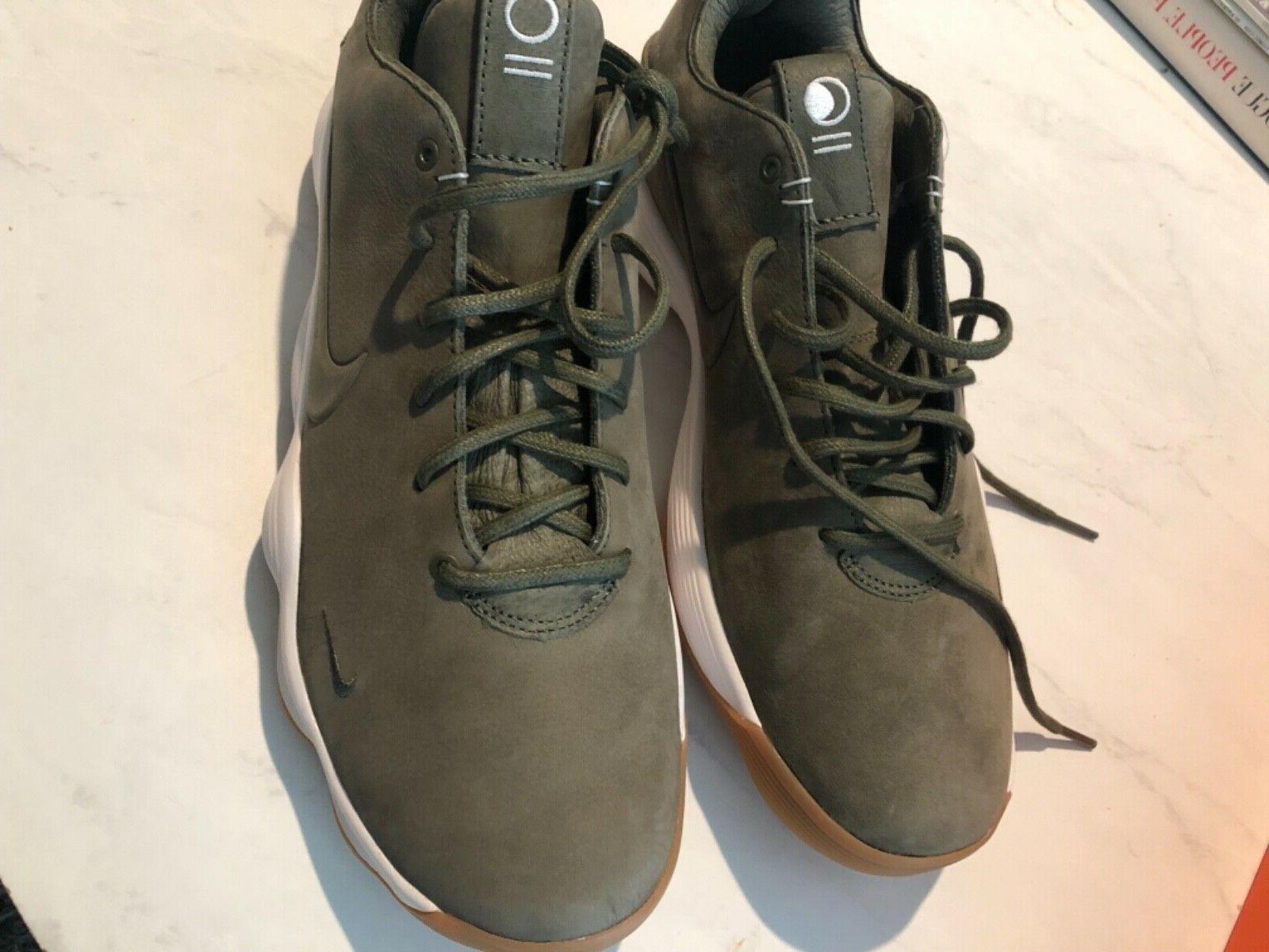 Mens Nike Low LMTD Olive 11,