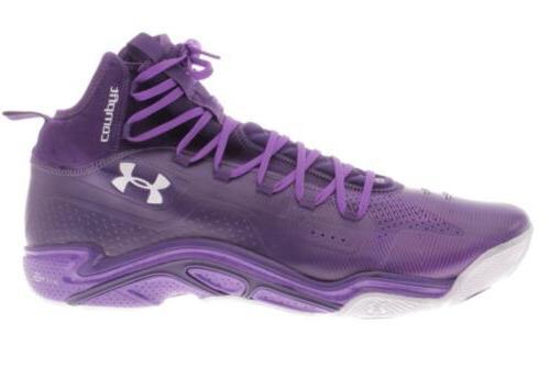 mens large size purple basketball shoes 18