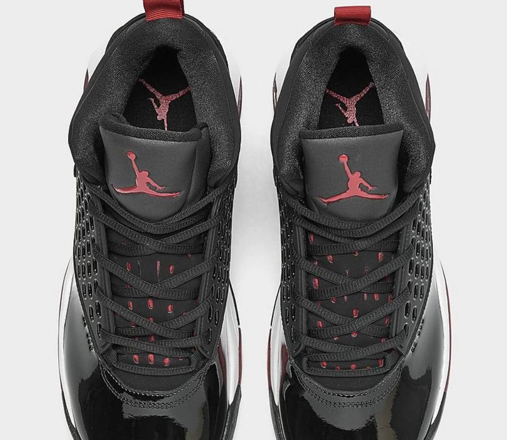 Jordan Maxin Basketball with Box Black