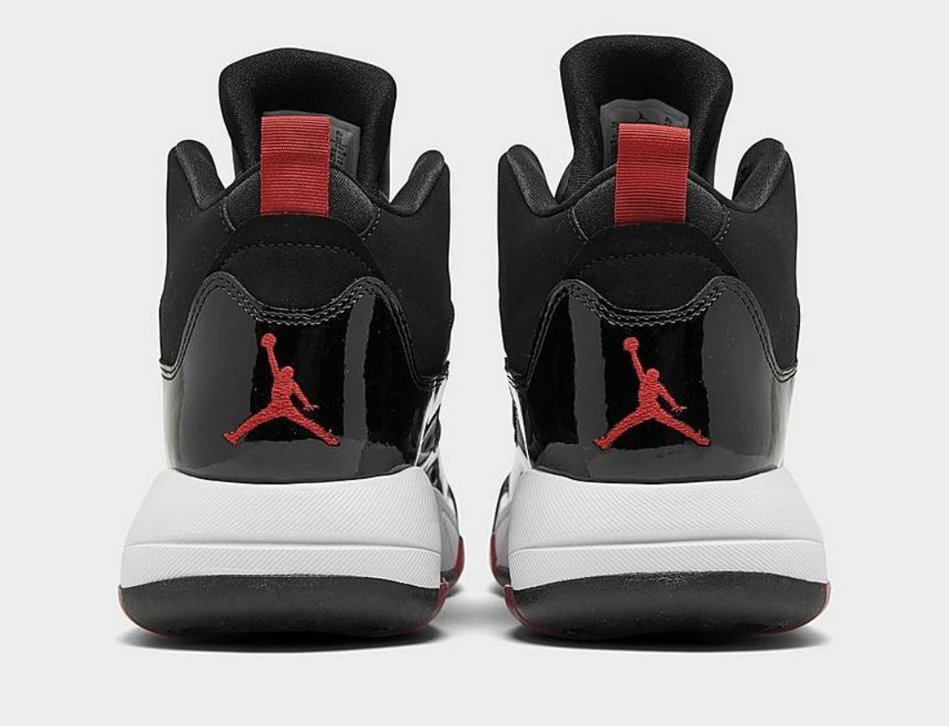 Jordan Mens Maxin Basketball Shoes New with CD6107 Black