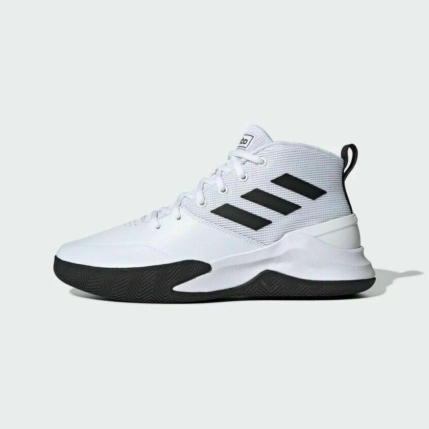 Adidas Mens OwnTheGame Shoes. Choose Size