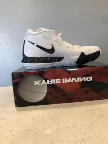 Mens Size Kyrie 4 Shoes AV2296-100 Sneakers