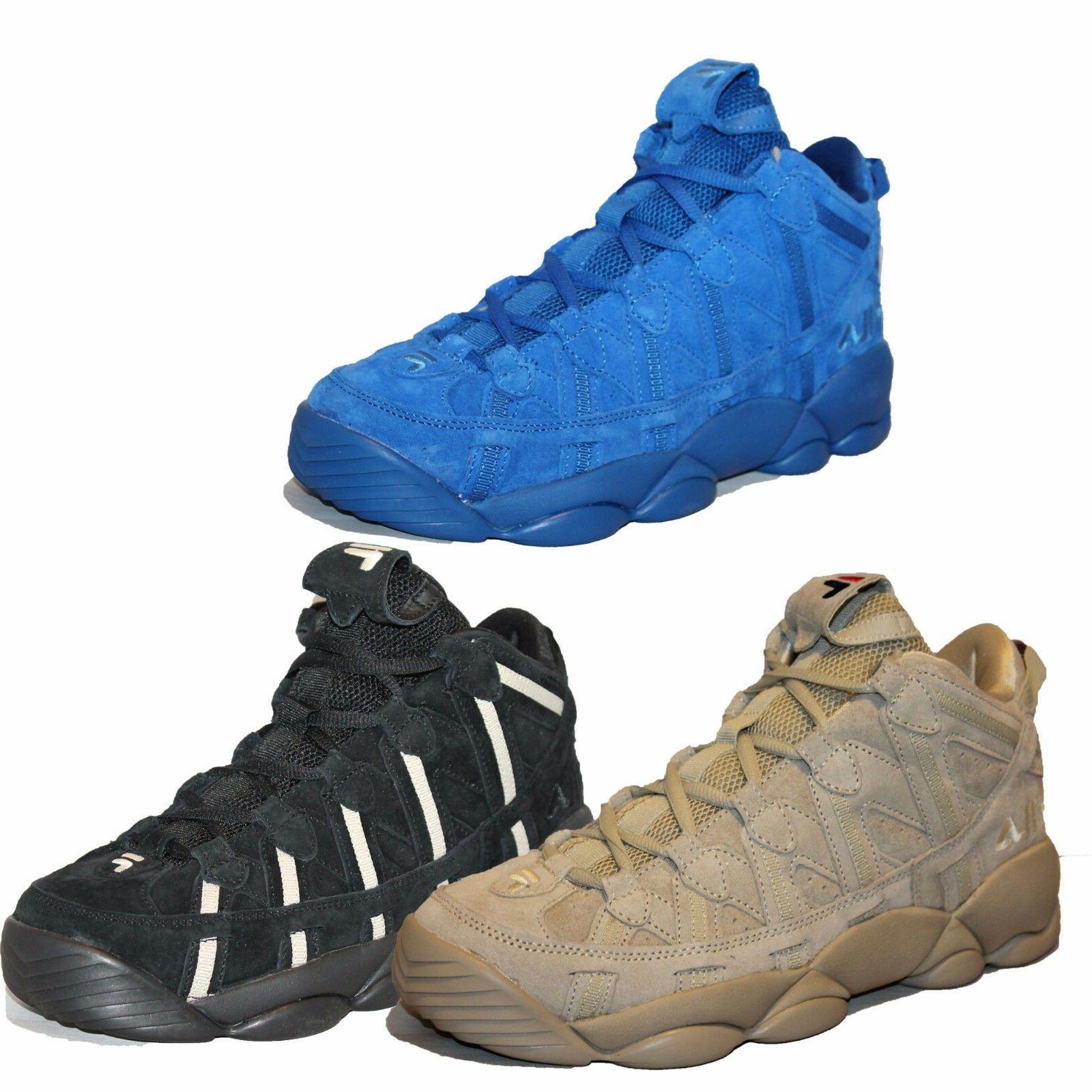 Mens FILA SPAGHETTI Jerry Stackhouse Retro Basketball Shoes 18647316b