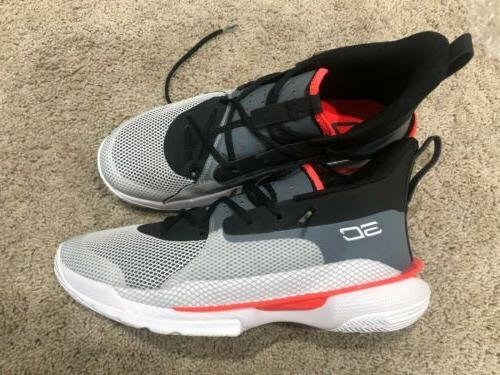 Men's Curry Size Basketball Shoes