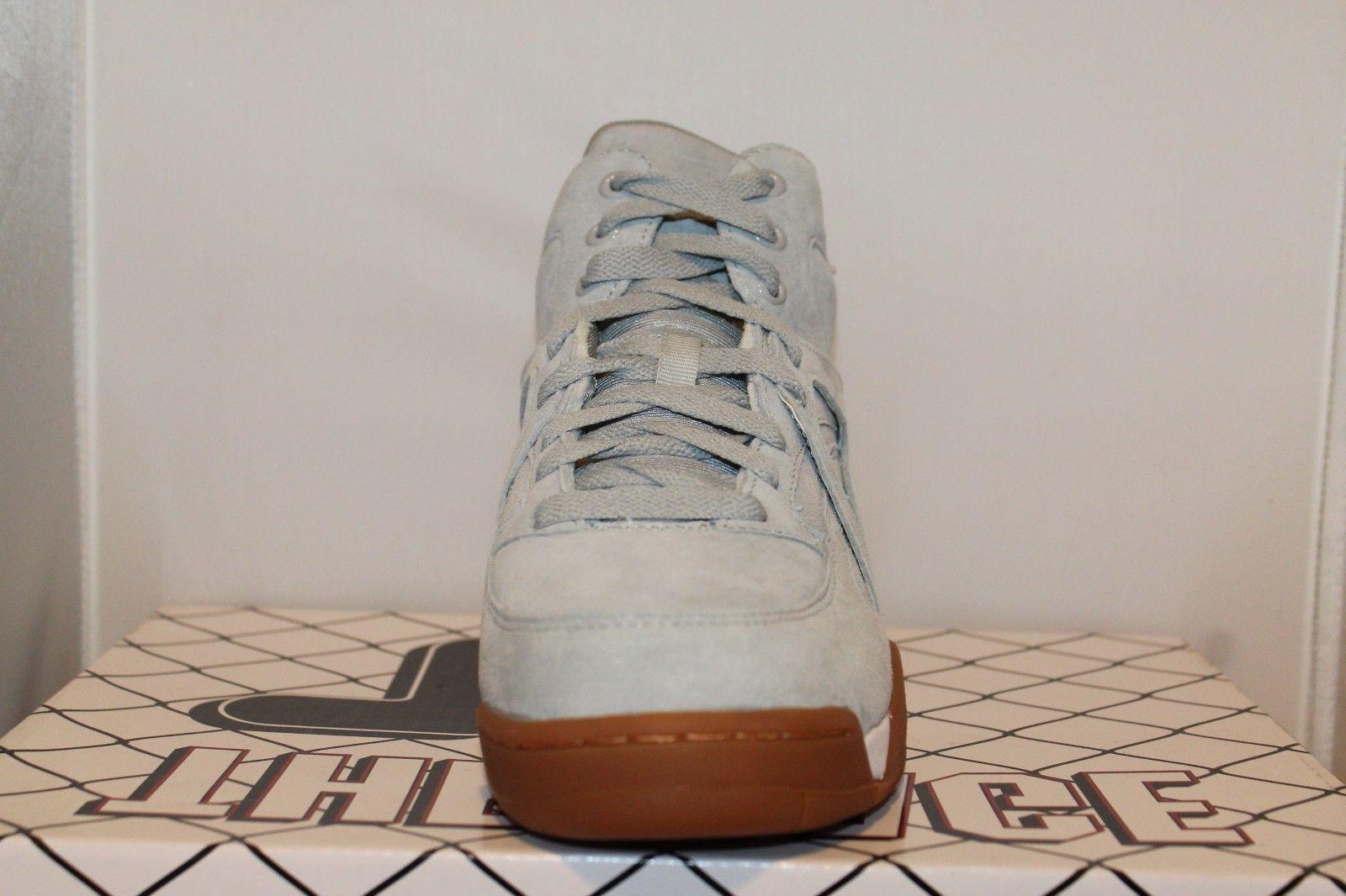 Mens Grey Hris Gum Retro Shoes