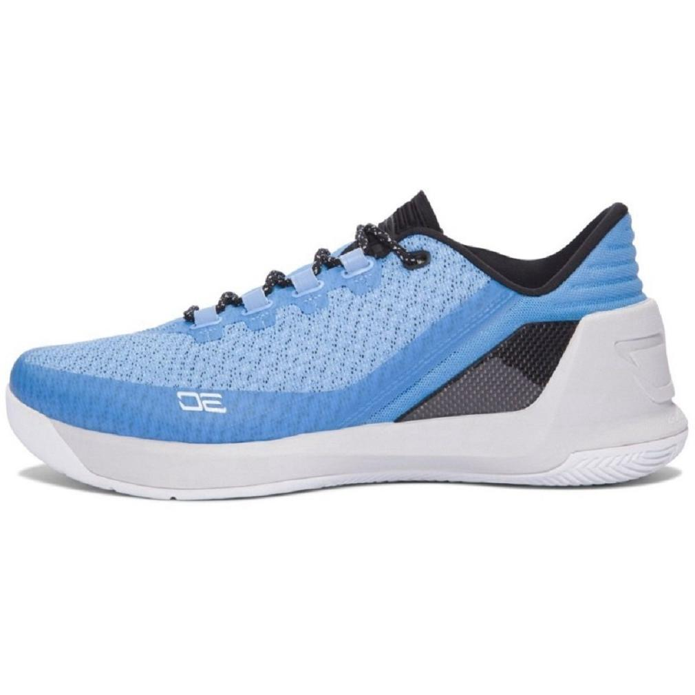 Mens UNDER ARMOUR ua Curry 3 Low Queens Basketball Trainers