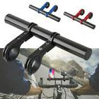mtb bike flashlight holder handle bar bicycle