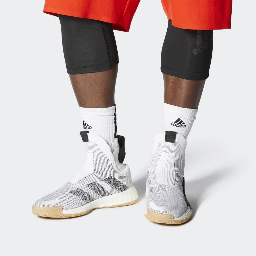 Adidas Next Level Laceless Basketball Black