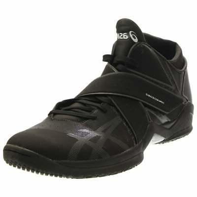 naked ego2 athletic basketball court shoes black