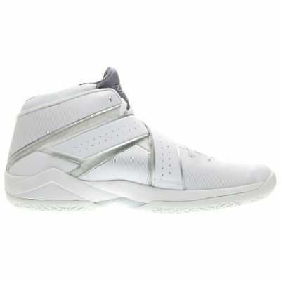 ASICS Basketball Shoes White -