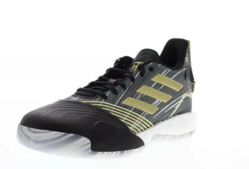 NBA Shoes 9.5 Black Metallic Rare