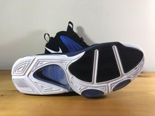 New Air Men Shoes Penny Blue Size
