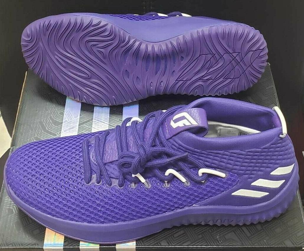 New Adidas Men's Basketball Shoes Damian Lillard or 13