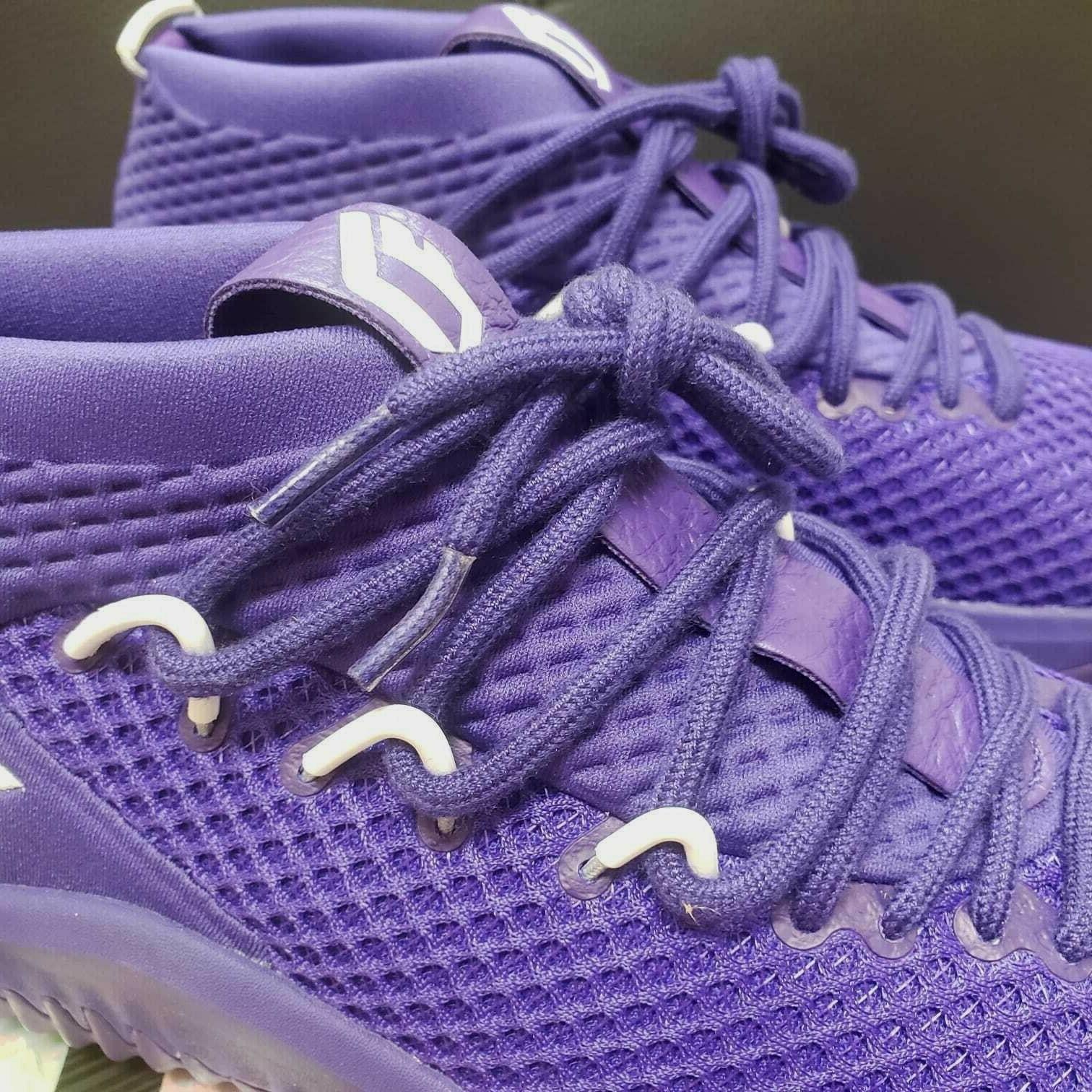 New Dame 4 Men's Basketball Shoes Damian Lillard sizes or