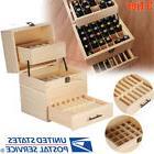 new essential oil wooden box multi tray