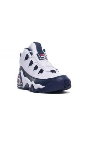 *NEW* 1 Men's Basketball White Size 9.5 1bm00636-125