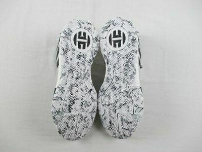 NEW adidas Harden Vol 3 - White/Black Basketball Shoes