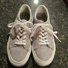 NEW in Box Vans Court DX Suede Cool Gray & White Shoes Sz 5.