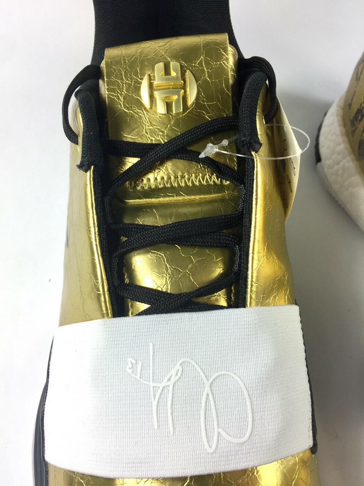 New VOL. 'IMMA STAR' G54026 Gold Metallic White Black