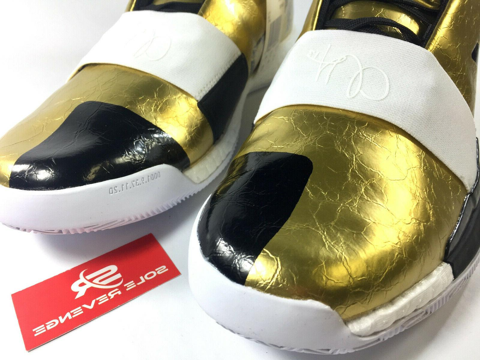 New adidas VOL. 'IMMA G54026 Black c1