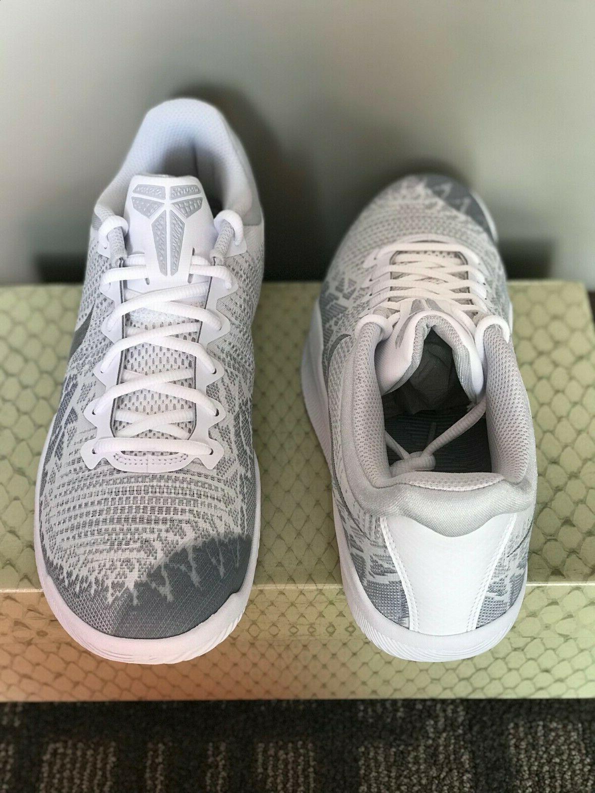 New Nike Kobe Mamba Rage Basketball Low 100 XI Elite