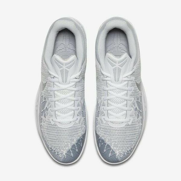 New Nike Kobe Rage Basketball Shoes White Low 908972 Elite Mens