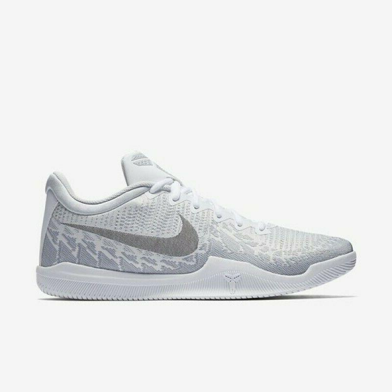 new kobe mamba rage basketball shoes white