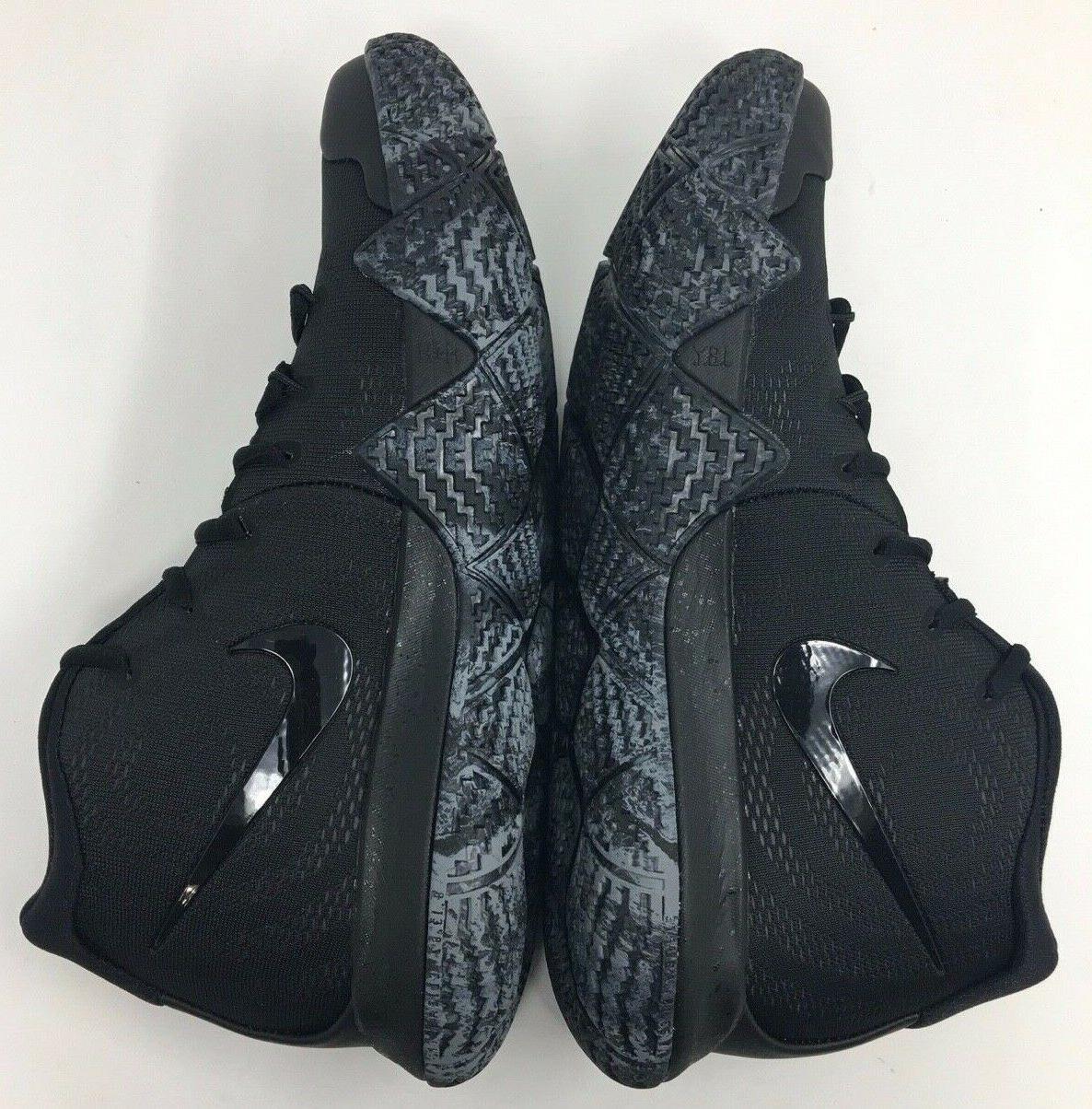 New Triple Black Basketball Irving 008 10