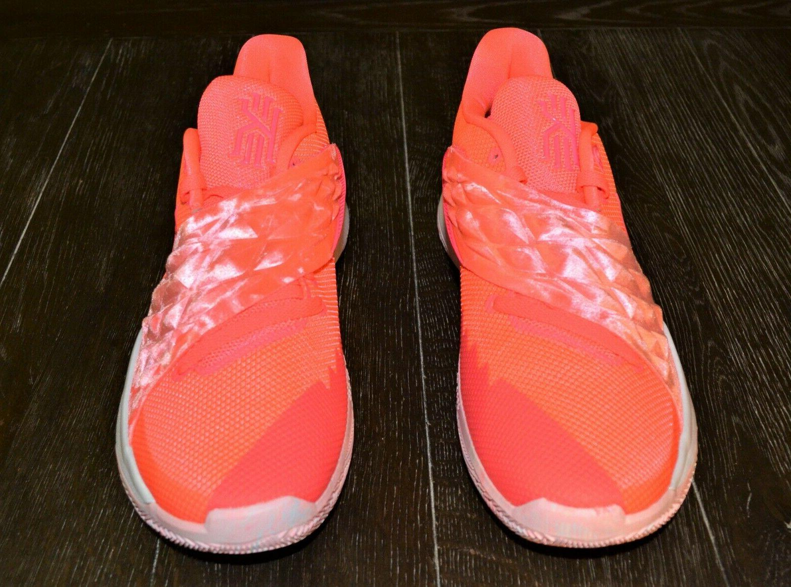 """NEW KYRIE """" HOT PUNCH """" MEN'S SHOES 8-13 BASKETBALL IRVING"""