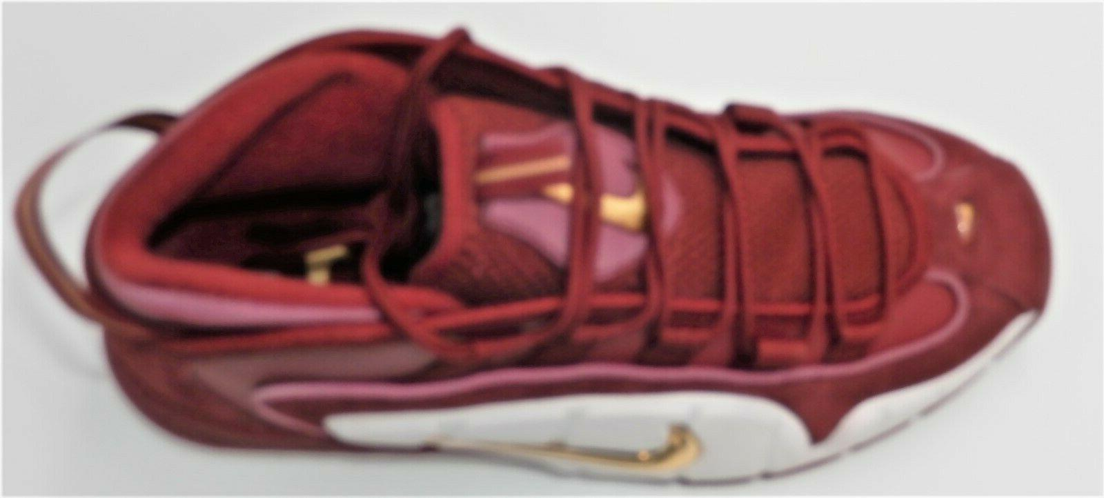 NEW NIKE MAX HOUSE TEAM RED MAROON
