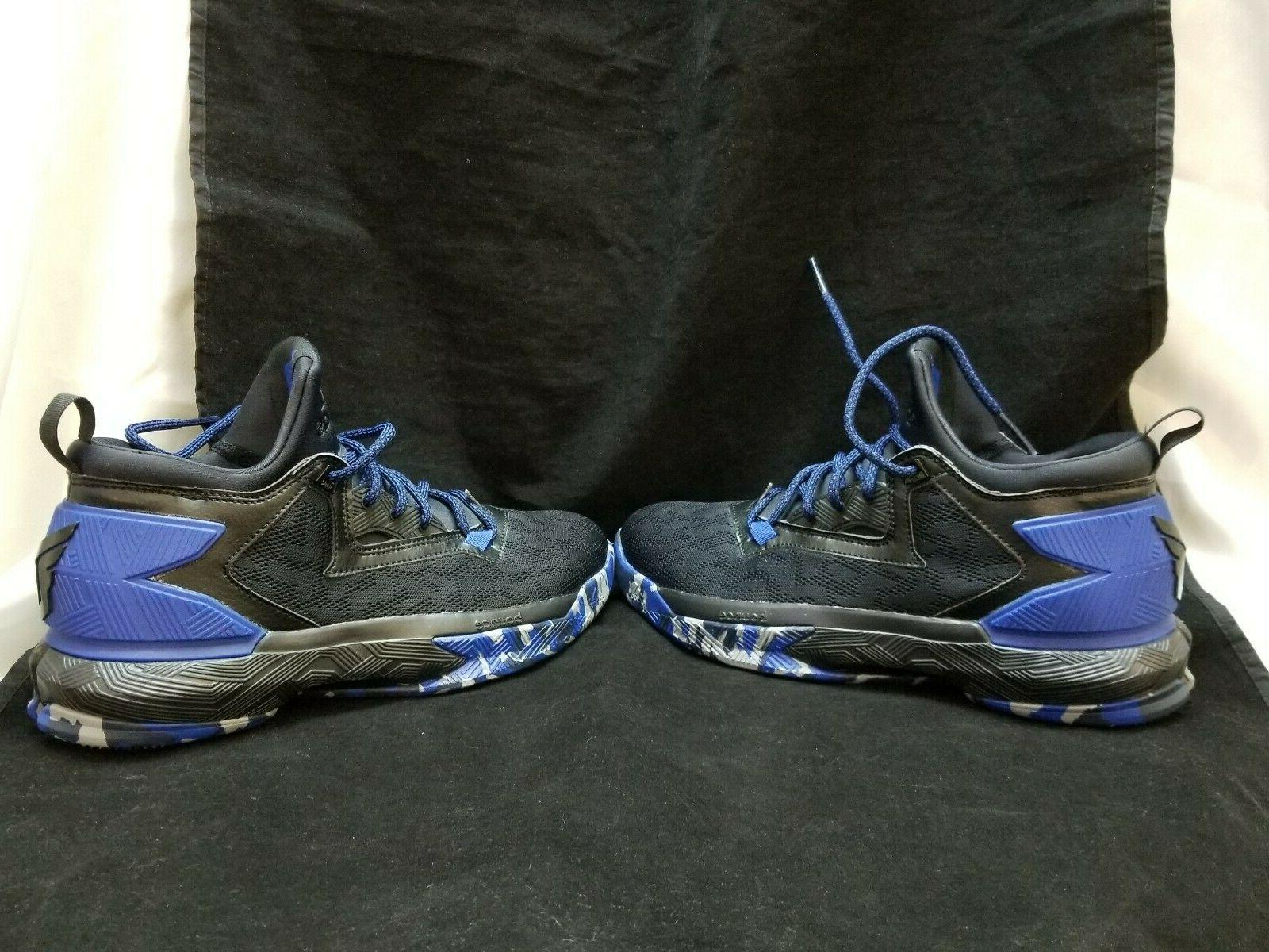 NEW Adidas Stable Blue Camo Size