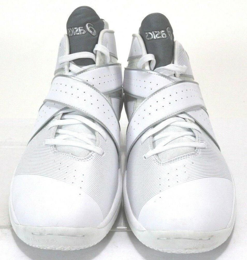 Asics Shoes Size White