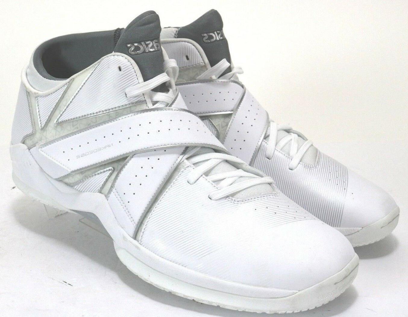 Asics NEW Naked EG02 $120 Men's High-Tops Basketball Shoes S