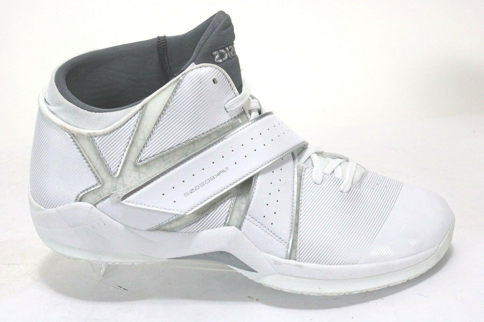 Asics NEW Naked $120 Men's Basketball Shoes White