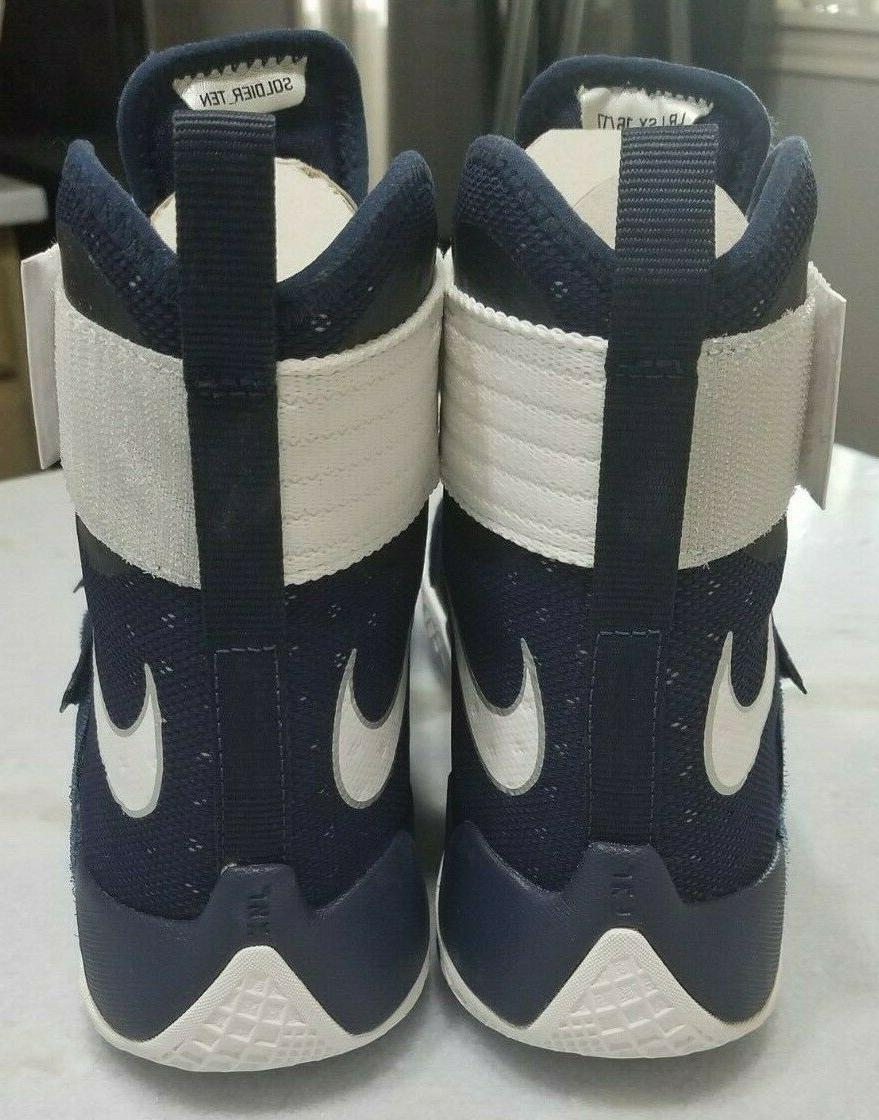 NEW Nike Zoom LEBRON SOLDIER SFG Basketball Shoe Size 11