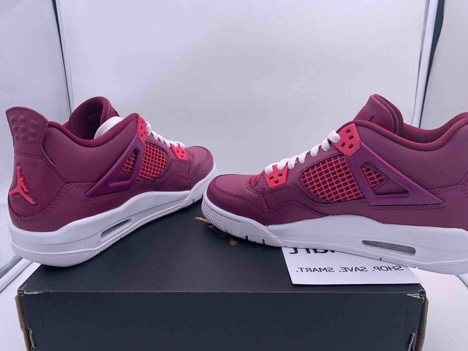 NIB Air Jordan GS Berry Shoes