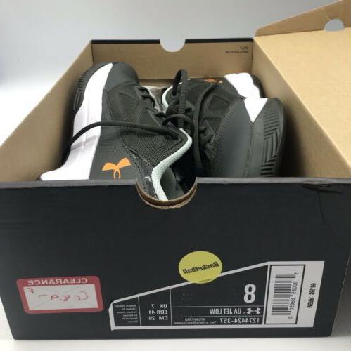 NIB Size 8 Athletic Basketball Shoes