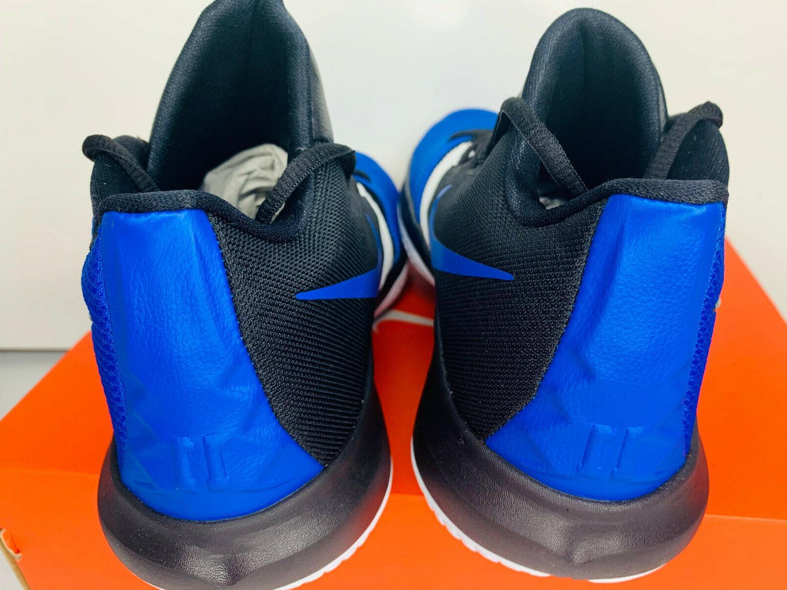 NIB MEN Nike Kyrie Basketball Shoes Blue Black