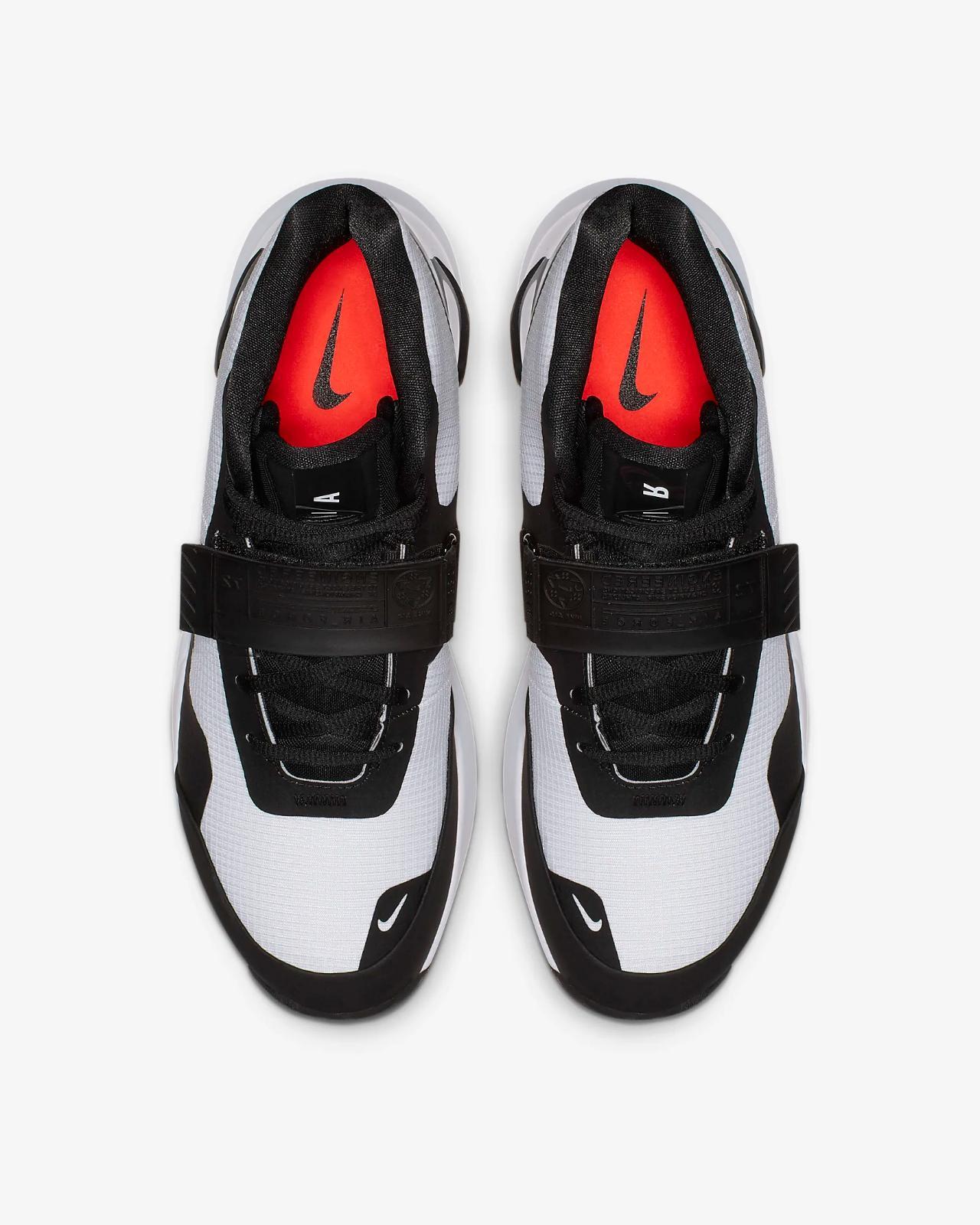 Nike Basketball Oreo Crimson AR0974-101